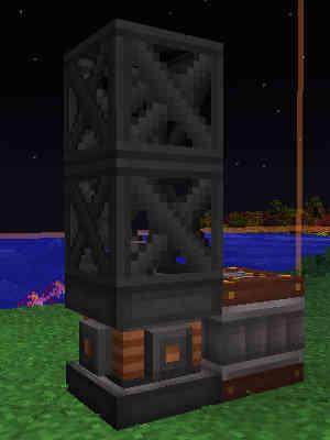 地質調査からの原油採掘と精製:Minecraft SevTech Ages#41_挿絵4