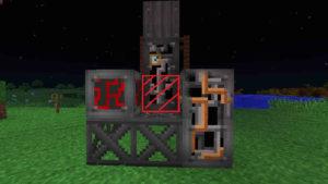 地質調査からの原油採掘と精製:Minecraft SevTech Ages#41_挿絵11