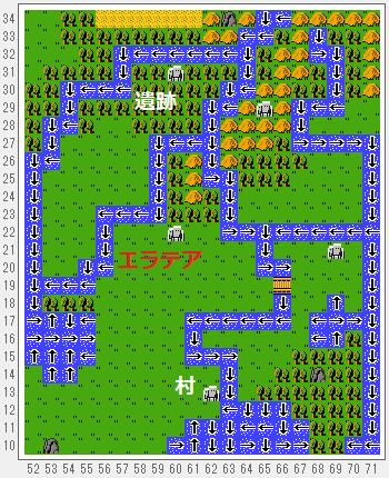 覇邪の封印のプレイ日記3:レトロゲーム(ファミコン)_挿絵9