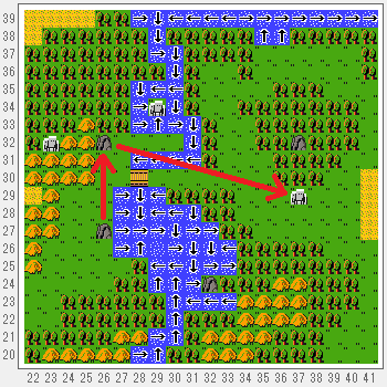 覇邪の封印のプレイ日記2:レトロゲーム(ファミコン)_挿絵19