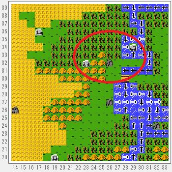 覇邪の封印のプレイ日記4:レトロゲーム(ファミコン)_挿絵18