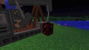 地質調査からの原油採掘と精製:Minecraft SevTech Ages#41_挿絵17