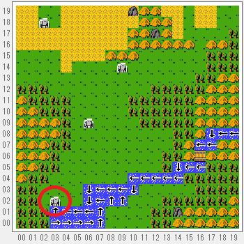 覇邪の封印のプレイ日記8:レトロゲーム(ファミコン)_挿絵45
