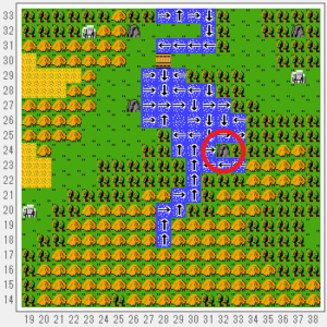 覇邪の封印のプレイ日記6:レトロゲーム(ファミコン)_挿絵3