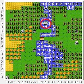 覇邪の封印のプレイ日記6:レトロゲーム(ファミコン)_挿絵16