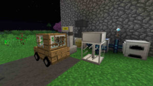 Car Modで遊び心が走り出す:Minecraft SevTech Ages#71_挿絵29