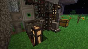 塩水を得るための加温蒸発濃縮プラントを作る:Minecraft SevTech Ages#79_挿絵20