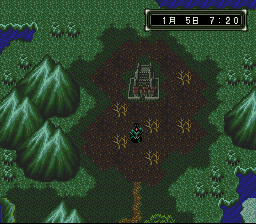 ダークキングダムのプレイ日記3:レトロゲーム(スーファミ)_挿絵18