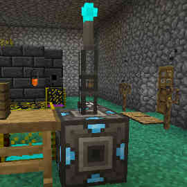 Wirelessで収納は次なる時代へ:Minecraft SevTech Ages#86_挿絵14