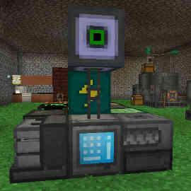 Compact MachineとRefined Storage:Minecraft SevTech Ages#93_挿絵5