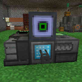 Compact MachineとRefined Storage:Minecraft SevTech Ages#93_挿絵6