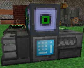 Compact MachineとRefined Storage:Minecraft SevTech Ages#93_挿絵3