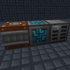 Compact MachineとRefined Storage:Minecraft SevTech Ages#93_挿絵7