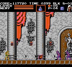 悪魔城伝説のプレイ日記8:レトロゲーム(ファミコン)_挿絵2