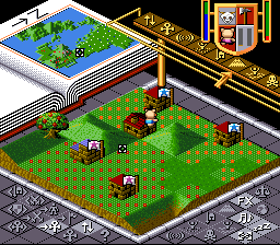 ポピュラスのプレイ日記7:レトロゲーム(スーファミ)_挿絵7