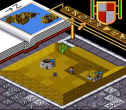 ポピュラスのプレイ日記9:レトロゲーム(スーファミ)_挿絵11