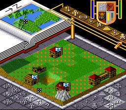 ポピュラスのプレイ日記7:レトロゲーム(スーファミ)_挿絵8