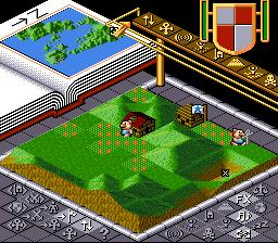 ポピュラスのプレイ日記7:レトロゲーム(スーファミ)_挿絵2