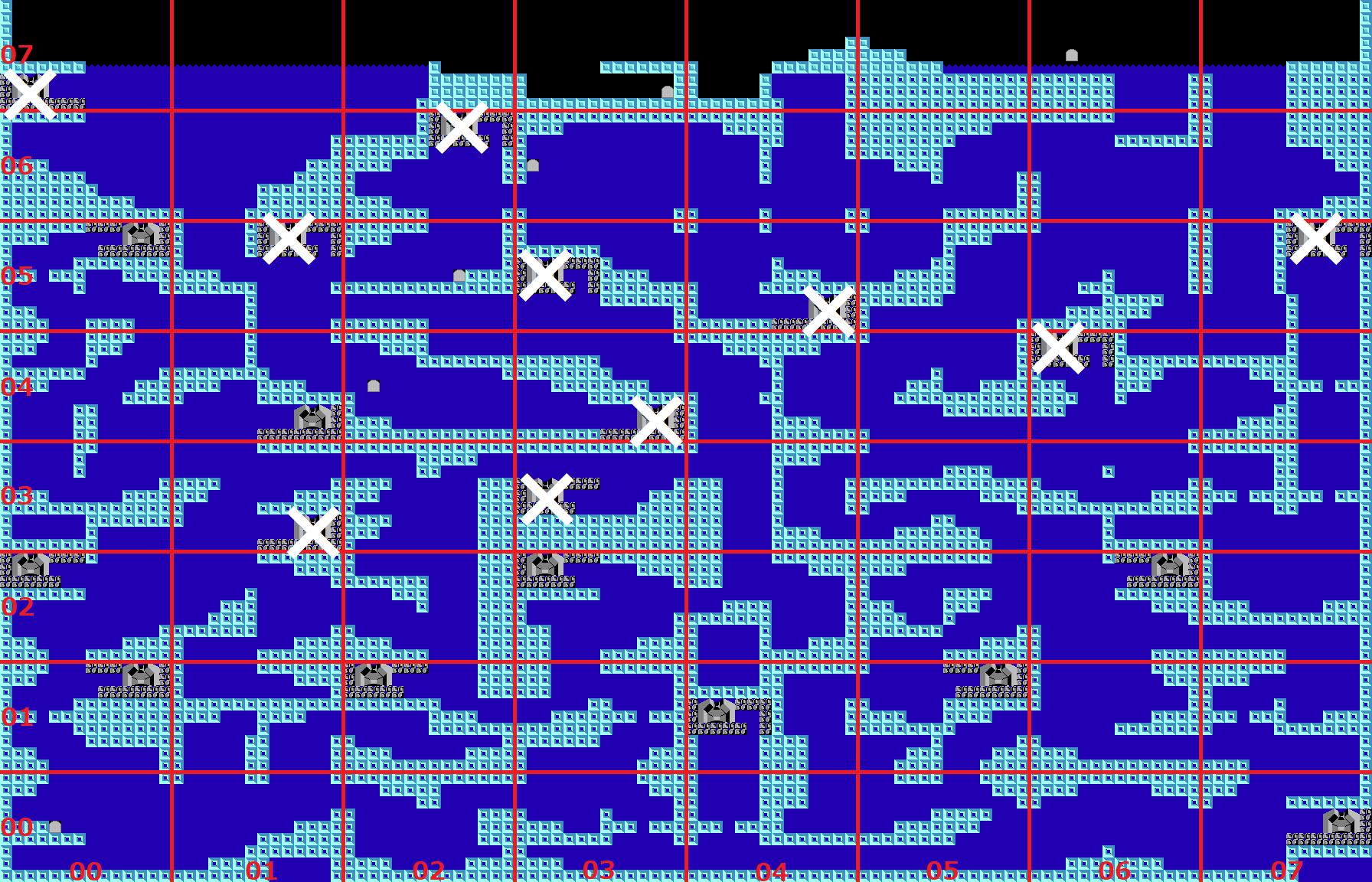 スペースハンターのプレイ日記8:レトロゲーム(ファミコン)_挿絵2