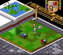 ポピュラスのプレイ日記7:レトロゲーム(スーファミ)_挿絵4