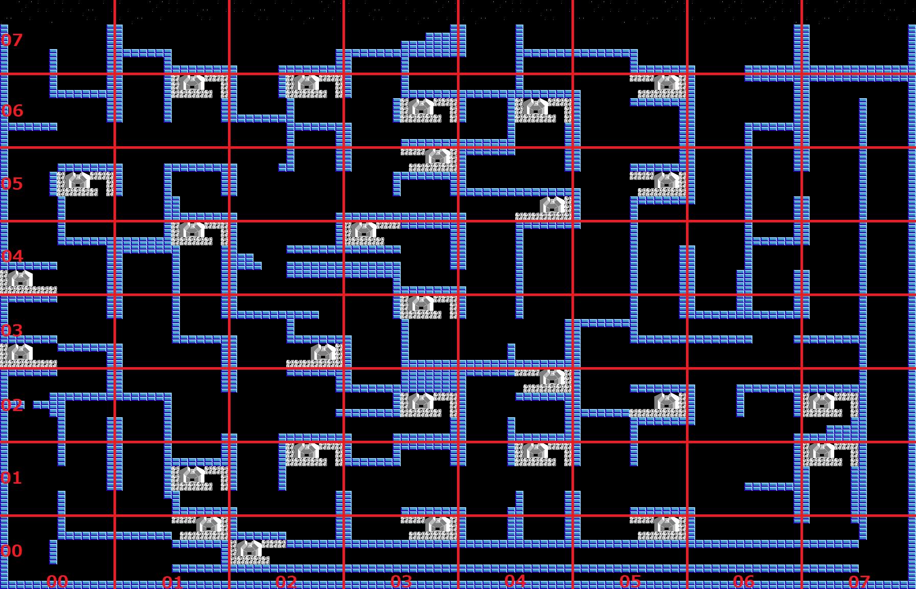 スペースハンターのプレイ日記12:レトロゲーム(ファミコン)_挿絵4