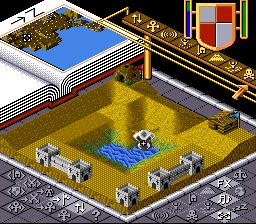 ポピュラスのプレイ日記9:レトロゲーム(スーファミ)_挿絵3