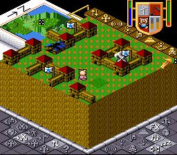 ポピュラスのプレイ日記9:レトロゲーム(スーファミ)_挿絵23