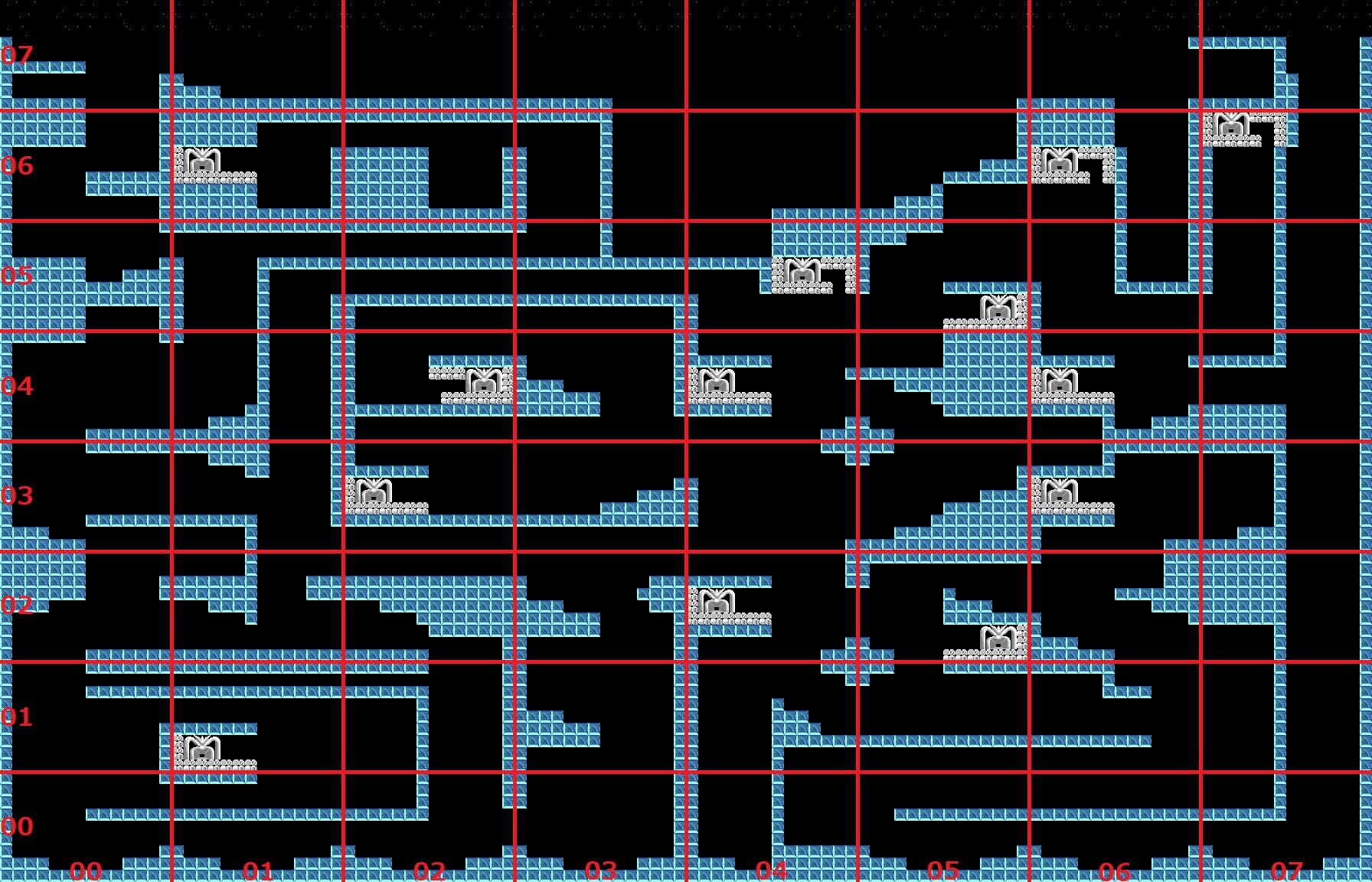 スペースハンターのプレイ日記11:レトロゲーム(ファミコン)_挿絵3
