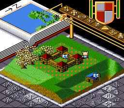 ポピュラスのプレイ日記6:レトロゲーム(スーファミ)_挿絵9