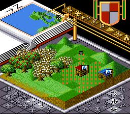 ポピュラスのプレイ日記6:レトロゲーム(スーファミ)_挿絵8