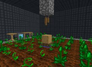 何気にこの世界初のポーション作成:Minecraft SevTech Ages#115_挿絵1
