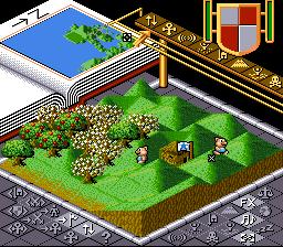 ポピュラスのプレイ日記6:レトロゲーム(スーファミ)_挿絵3