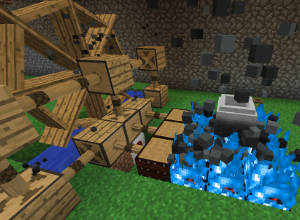 XNetを用いた鉄インゴット量産計画:Minecraft SevTech Ages#120_挿絵11