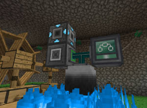 XNetを用いた鉄インゴット量産計画:Minecraft SevTech Ages#120_挿絵14