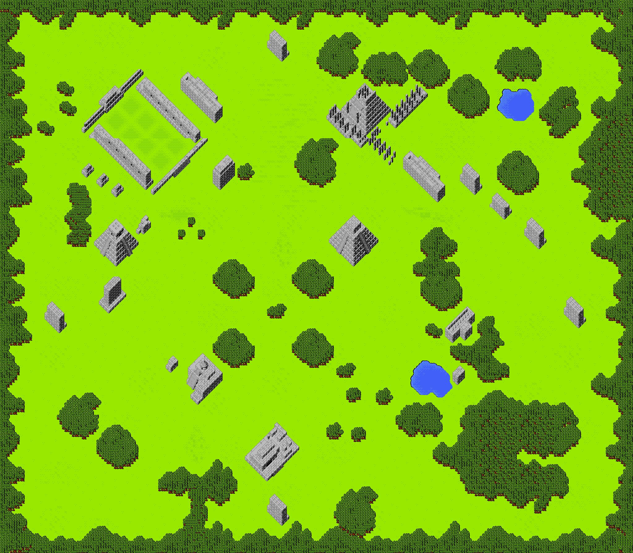 太陽の神殿 ASTEKAⅡのプレイ日記3:レトロゲーム(ファミコン)_挿絵2
