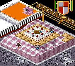 ポピュラスのプレイ日記8:レトロゲーム(スーファミ)_挿絵26