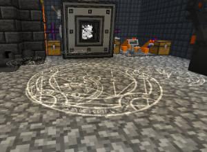 グレードⅣの血の祭壇が完成:Minecraft SevTech Ages#131_挿絵3